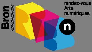 La 3e Biennale des Arts numériques de Bron — RVBn #3 — s'annonce du 6 au 14 avril 2017 ! LogoRVBn